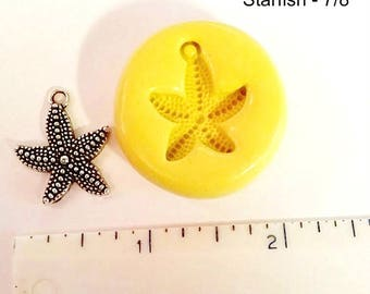 M786 - Starfish Silicone Mold - Food Safe