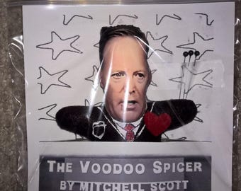 The Voodoo Spicer  Doll