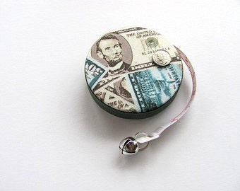 Tape Measure US Money Retractable Measuring Tape