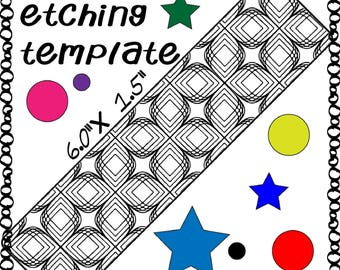 Patch Frame Work Making jewelry Etching Patch work Cuff pattern Download -DT-UNF-patch-9