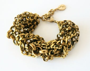 Meander Bracelet