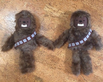 Chewbacca dolls/Wooks