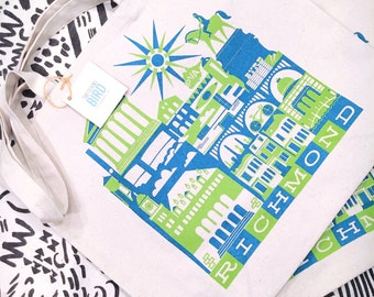 RICHMOND tote bag
