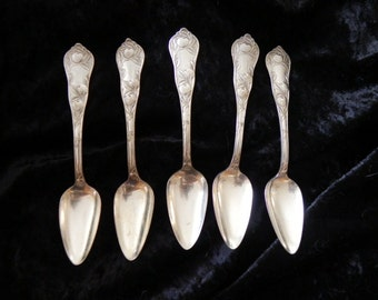 Wm Rogers & Sons Silverplate spoons
