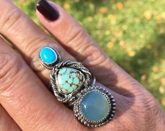 Damele Turquoise Etsy