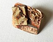 Dream locket Ring