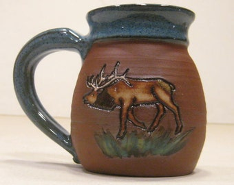 Small version -  ELK Mug  ..............  a77