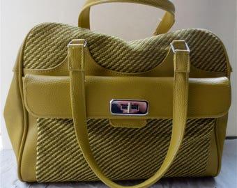 Samsonite Saturn Overnight Bag Carry On Luggage - Vintage 1960s