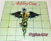Motley Crue / Dr Feel Good / Like New Condition