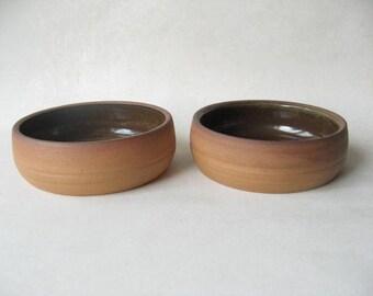 Set of Small Pet Bowls