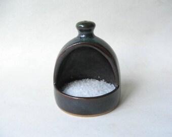 Salt Pig made in Stoneware
