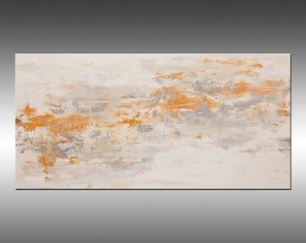 Rising Spirit 2 - Original Abstract Painting, Modern Painting, Abstract Art, Contemporary Canvas Wall Art, Portland, Oregon