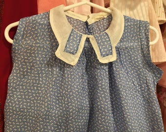 1930s Baby Dress 12/18 Months