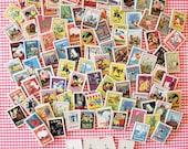 Artsy Supply...Colorful Vintage Game Pieces...Americana