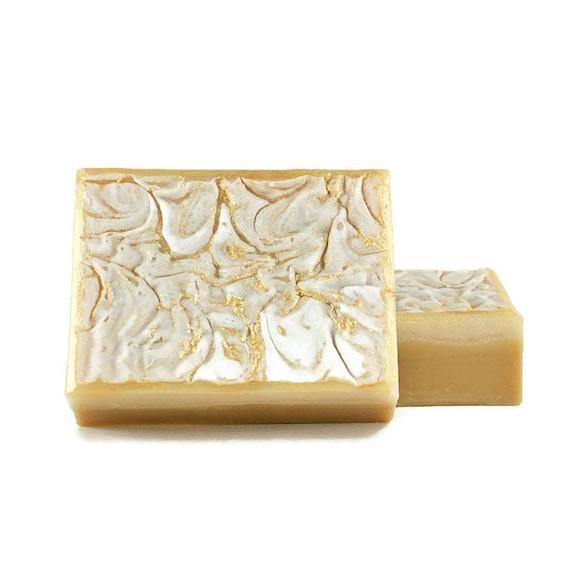 Sandalwood Vanilla Soap   Cold Process Soap, Vegan Soap, Bath and Body Soap, Homemade Soap, Gift Bestfriend, Soap For Men, Romantic Scent