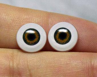 Doll eyes 10mm AD color ChocoloateMystique