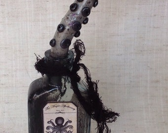 Octopus Ink Bottle