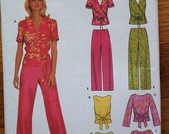 Simplicity Pattern 9576, Uncut Pattern, Brand New Pattern, Simplicity Patterns, Pants Outfits, New Patterns ~ Rebsrags