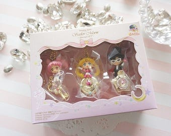 Limited Stock 3 pcs  Sailor Moon Twinkle Dolly Special Set AZ523