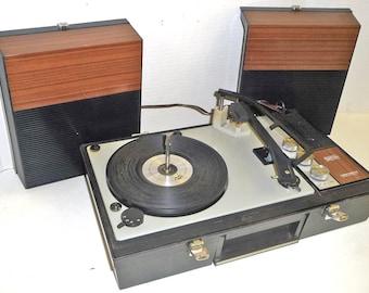 Vintage Longenes Symphonette Solid State Stereo Refurbished