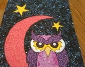 Halloween Owl Table Runner