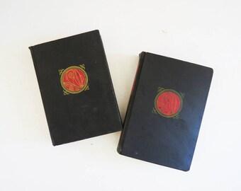 1932 Arabian Nights Book Set // Vintage Hardcover Book Set // Vintage Literary Fiction Book
