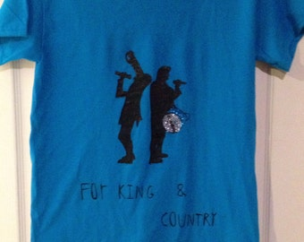 For king & country Christian band fan wear