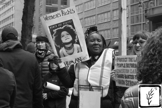 B&W Photograph, fine art, photo print, photography, wall art, home decor, protest, womens march, nasty women, fotografia