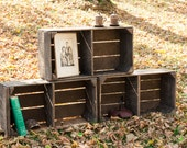 Antique Vintage Apple Crates - Free Shipping with 6 or more!