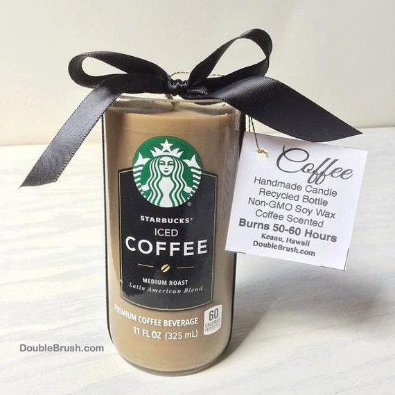 Starbucks Iced Coffee Medium Roast Latin American Blend Coffee Candle ...