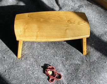 Items similar to Made to Order - Seiza Meditation Bench on ...