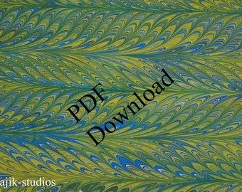 Spring Printable INSTANT DOWNLOAD Spring Decor Digital Download MM-sp17