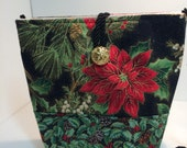 Poinsettia Kaia Purse