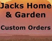 Custom Jar Holder