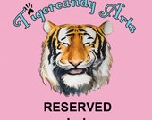 Reserved. Custom Listing for JED