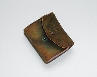 Antique The Little Webster Mini Dictionary - Yosemite National Park Souvenir