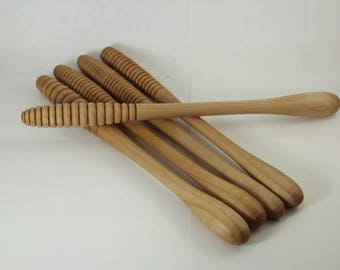 Traditional Spurtle - maple wood