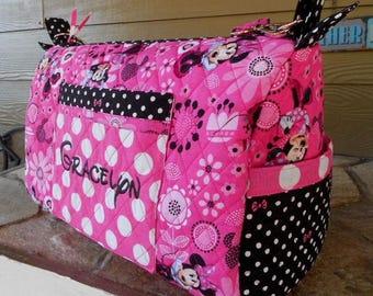 Disney Large Weekender/Duffel Bag/Travel Tote