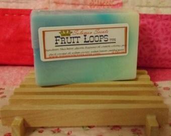 Fruit Loops Shea Butter Soap