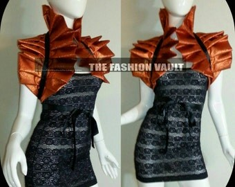 Halloween Collar Bolero shoulder wrap