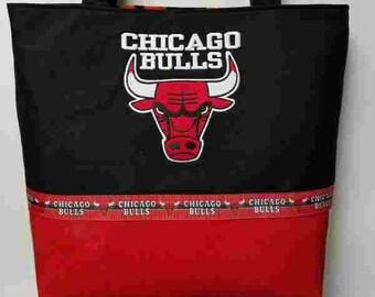 Chicago Bulls Purse