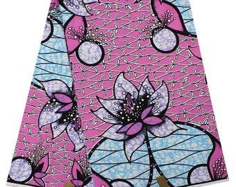Latest Design Veritable Wax Hollandais Guaranteed Dutch Super Wax Hollandais African Fabric 6 yards
