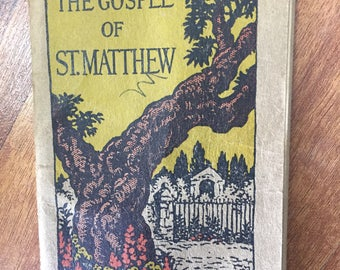 Pocket Gospel of St Mathew