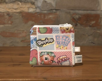 Shopkins Mini Wallet with ID Holder