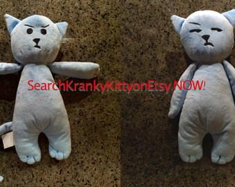 Kranky Kitty Plush Toy