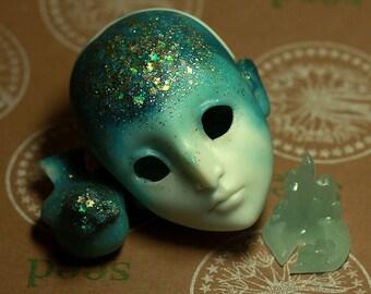Artist Cast Wol Head - Ritzy Mermaid Palette