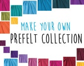 Make Your Own Prefelt Web Collection