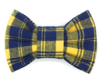 With a Twist Snap-In Dog Bows® Bow Tie - Dog Bow Tie, Cat Bow Tie, Can Also Be Made As A Dog Hair Bow