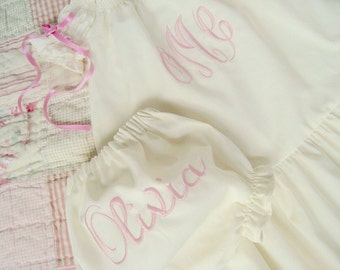 Baby Diaper Personalized Monogram Cover/Panty with Name or Monogram Size NB to 4 Juvie Moon Designs