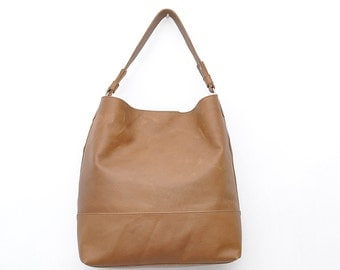 Women Leather tote  bag  shoulder hobo bagLeather Bucket Bag leather hobo bag women Leather Tote Bag Casual Purse Handbag Hobo Bag